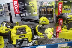 Ryobi værktøj