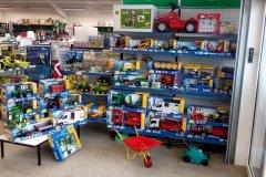 Bruder-legetøj - se hvad vi har